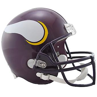 Riddell VSR4 Replica Football Helmet - Minnesota Vikings 83-01