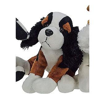 Toy Home Dog Beany Plush Spaniel