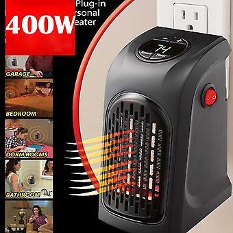 Electric Heater Wall Handy Heating Stove Radiator Warmer Machine Mini Fan Heater Desktop Household For Winter
