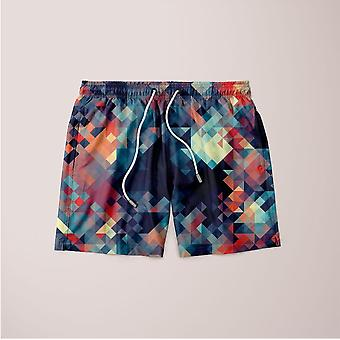 Graphic pattern (10) shorts