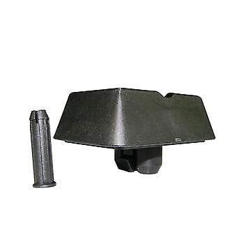 Para BMW E46, E63, E64, E65, E66, E67, E83, E85, E86, E89 jacking ponto capa, Jack pad cover 51718268885