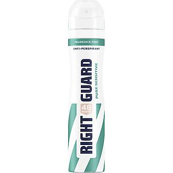 Right Guard 6 X Right Guard Total Defence Deodorant For Her - Pure