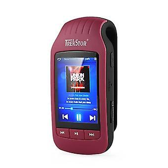 Lettore Mp3, Pedometro Sportivo, Radio Bluetooth Fm W/ Slot scheda Tf, Schermo Lcd,