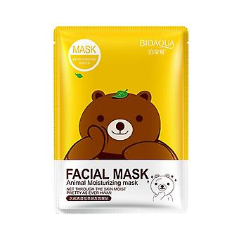 Plant Extract Hyderating, Anti Acne, Oil Control Face Mask