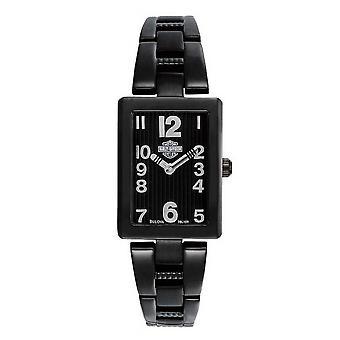 Harley Davidson 78L109 Women's Rectangular Bar And Shield Wristwatch