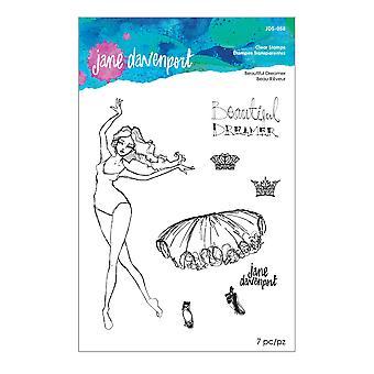Spellbinders Beautiful Dreamer Clear Stamps