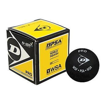 Dunlop Pro Squash Pallot (Pakkaus 12)
