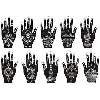Henna Tattoo Stencil Kit
