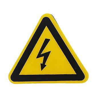 Warning Sticker, Adhesive Labels, Electrical Shock Hazard, Danger Notice