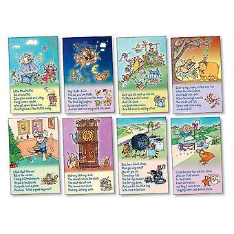 Nursery Rhymes Bulletin Board Set