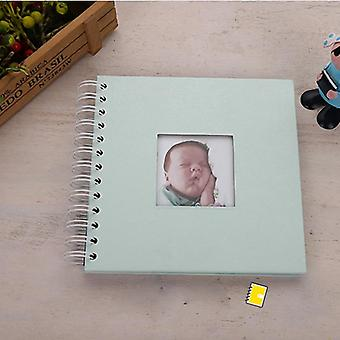 6 Inch, Loose-leaf Style-case Binding, Sticky Type Photo Album
