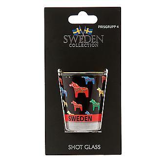 Shotglas Dalahorse