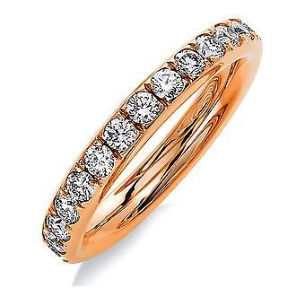 Luna Creation Infinity Ring Memoire Volledige 1B823R454-1 - Ringbreedte: 54