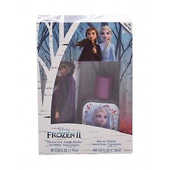 Giftset Disney Frozen II Edt 30ml + Chuveiro Gel 70ml
