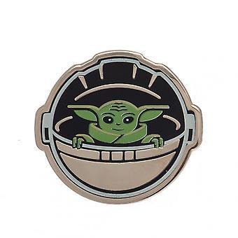 Star Wars: The Mandalorian Badge