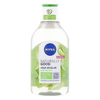 Agua micelar Nivea Naturalmente Buena (400 ml)