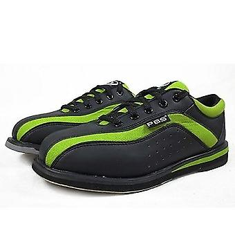 Men's Bowlingschuhe mit Skid Proof Sole Sneakers Atmungs-Dämpfung