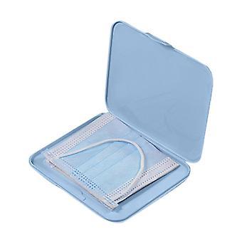 Fashion Portable Facemask Holder Storage Box Case