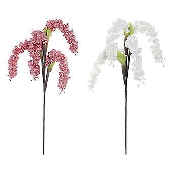 Dekorative Blume Dekodonia EVA (Ethylvynilacetate) (2 Stück) (30 x 100 cm)