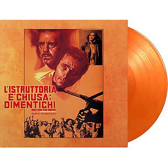 Morricone, Ennio - L'Istruttoria E'Chiusa Dimentichi / O.S.T. [Vinyl] USA import