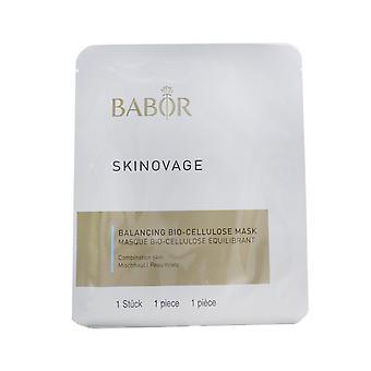 Skinovage [age preventing] balancing bio cellulose mask for combination skin 260642 5pcs