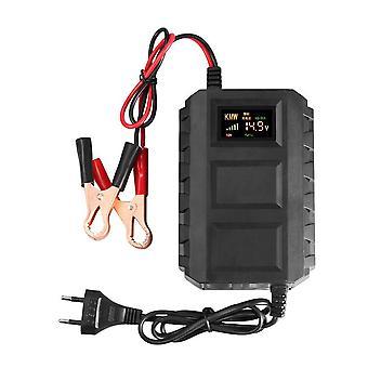 インテリジェントな12v 20a自動車電池は、車のオートバイ用の酸電池充電器をリード