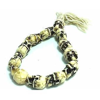 Tribal Skull Bracelet