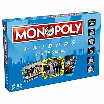 Monopoly friends limited edition board game