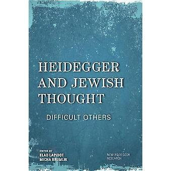 Heidegger en Joodse gedachte moeilijk anderen Nieuw Heidegger Onderzoek