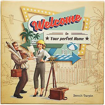 Welcome To Your Perfect Home 2nd Edition Board Game