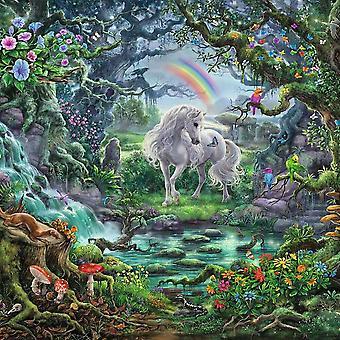 Ravensburger Jigsaw Puzzle Escape Puzzle 759 pieces Unicorns