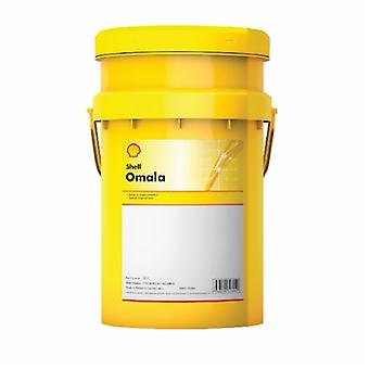 Shell 550046603  Omala S4 Gxv 220 20Ltr Advanced Industrial Synthetic Gear Oil