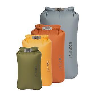 Fold Drybags Classic 4-paket