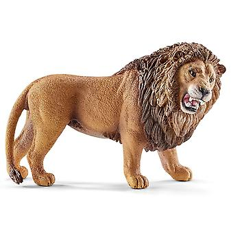 Schleich 14726 Lion Roaring Animal Figure Wild Life