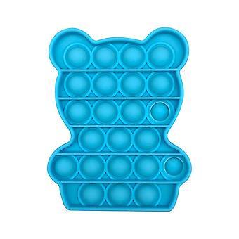 2PC לדחוף בועות צעצוע חושי פידג'ט מתח משכך צעצועים