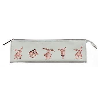Wrendale Designs Hare Brush Bag