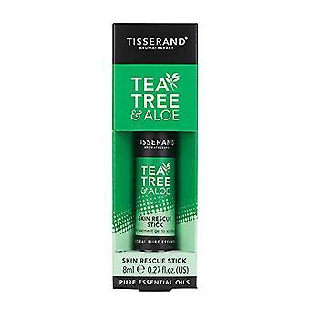 Tisserand Aromatherapy Tea Tree och Aloe Rescue Stick 8ml