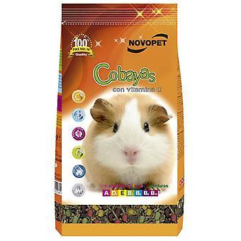 Novopet food Cobayas (Small pets , Dry Food and Mixtures)