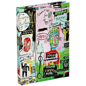 In Italian by JeanMichel Basquiat Mini Sticky Book