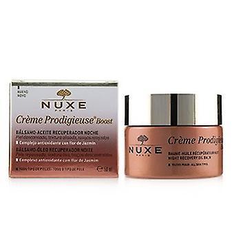 Nuxeクレーム放蕩増進ブーストナイトリカバリーオイルバーム - すべての肌タイプ50ml / 1.7オンス用