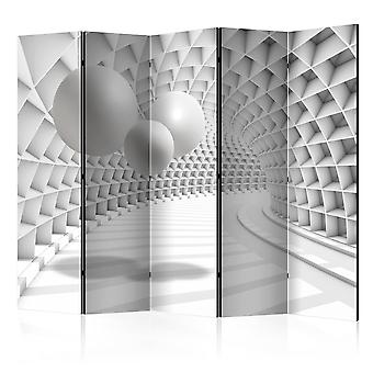 Room Divider - Abstract Tunnel II [Room Dividers]