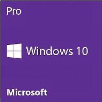Microsoft Windows 10 Pro System Builder OEM DVD 64-bittinen