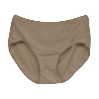 Rhonda Shear Panties Melange Brief Modal Blend Brown 685226
