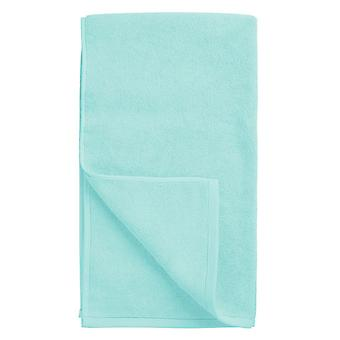Coniston Egyptian Cotton Bath Mats By Designers Guild In Celadon Green