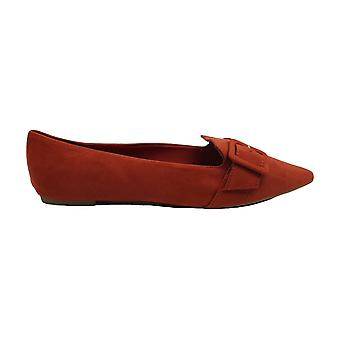 JC JOURNEE COLLECTION Womens Audrey Pointed Toe Ballet Flats