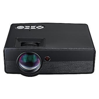 LCD TFT-projektor HD 1080P LED-projektor Smart Hjemmebiograf med fjernbetjening SD/AV/HD/USB/VGA