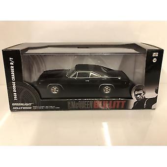 Steve McQueen Bullitt 1968 Dodge Laddare R/T 1:43 Greenlight 86432