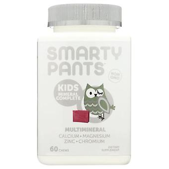 SmartyPants Kids Minerals, 60 Count