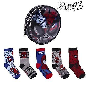Spiderman Spiderman (5 pairs) Multicolour
