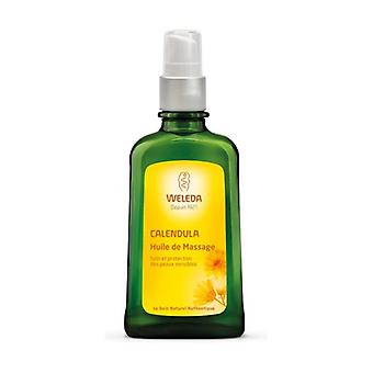 Calendula Hierontaöljy 100ml (pumppu) 100 ml